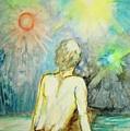 Cosmic Man by Marilyn Green