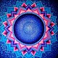 Cosmic Mandala  by Prashanti