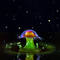Cosmic Mushroom by Robert Storost