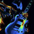 Cosmic Rock Guitar by Ben Upham