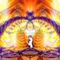 Cosmic Spiral 59 Painted by Derek Gedney