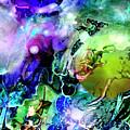 Cosmic Web by John Dyess
