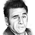Cosmo Kramer by Greg Joens