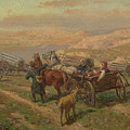 Cossak Convoy by MotionAge Designs