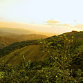 Costa Rica Rolling Hills 2 by Madeline Ellis