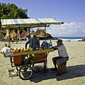 Costa Rica Vendor by Madeline Ellis