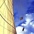 Costa Rican Sailing by Richard Cheski