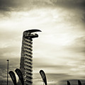 Cota Tower by Timothy Lauzon