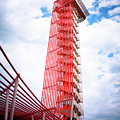 Cota Towering Tower  by Timothy Lauzon