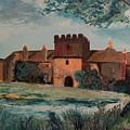 Cotehele Manor House by Richard Beauregard