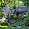 Cotswold Cottages by Brian Jannsen