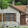 Cottage Chert Home by D Hackett