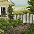 Cottage Garden Beach Getaway by Josh Creek
