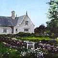 Cottage, Graiguenamanagh by Tony Gunning