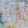 Cotton Candy And Ferris Wheels by Julie Acquaviva Hayes