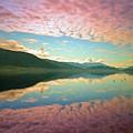 Cotton Candy Clouds At Skaha Lake by Tara Turner