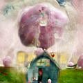 Cotton Candy by Karen Divine