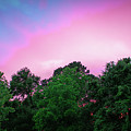 Cotton Candy Sunset by Josh-Mark Robinson