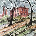 Cotton Mill by Ken  Blacktop Gentle