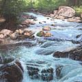 Cotton Wood Creek #4 by Artell Harris