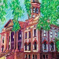 Cottonwood County Courthouse  by Catherine Hanson