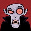Count Dracula by John Schwegel