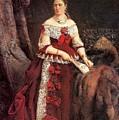 Countess Vera Zubova Konstantin Makovsky by Eloisa Mannion