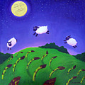 Counting Sheep by Karen Aune