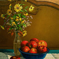 Country Apples by Randall R Quick