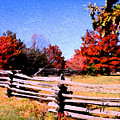 Country Autumn by Anthony Caruso