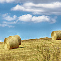 Country Bales by Spirit Vision Photography