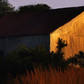 Country Barn by Brian Fisher