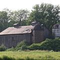 Country Barn by Jennifer Francisco