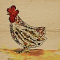 Country Chicken by Tiffany Hunter