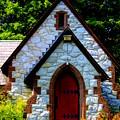 Country Church by Debra Kaye McKrill