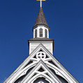 Country Church by John Greim