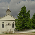 Country Church by Robert Coffey