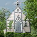 Country Church by Rod Wiens