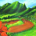 Country Comfort by Hanako Hawaii