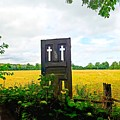 Country Crosses by Elinor Schwob