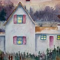 Country House by Patricia Susan Wells