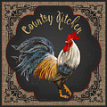 Country Kitchen-jp3764 by Jean Plout