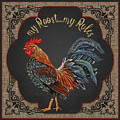 Country Kitchen-jp3767 by Jean Plout
