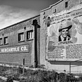 Country Legend Bob Wills In Roy New Mexico by Mary Lee Dereske