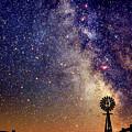 Country Milky Way by Larry Landolfi