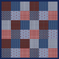 Country Quilt by Jean Plout
