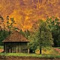 Country Road - Take Me Home by Susanne Van Hulst