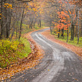 Country Road by Brandon Hirt