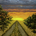 Country Road by Dan Wheeler