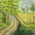 Country Road by Mary Tuomi